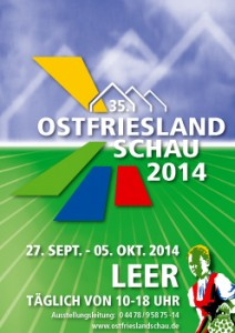 Ostfrieslandschau 2014
