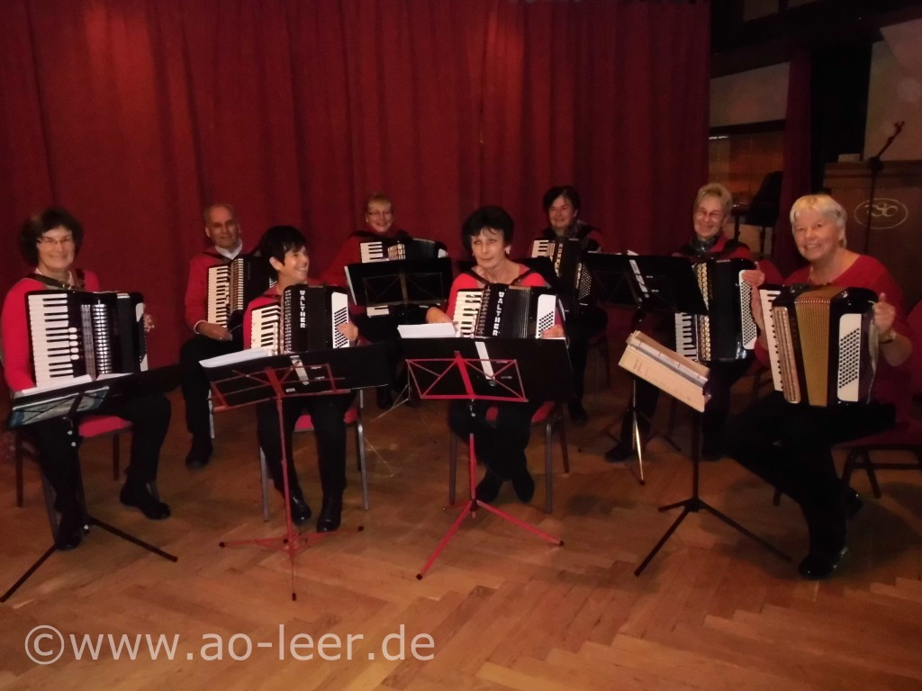 Die Tastenkloppers bei Schrock-Opitz 2014