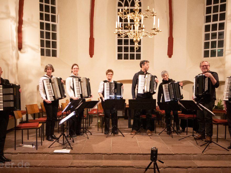 Kirchenkonzert Januar 2019